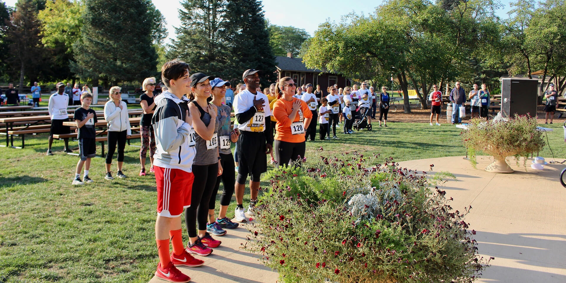 PDC 30\'s PATCH Run with the Lion 5K