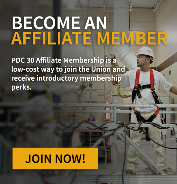 Become an Affiliate Member