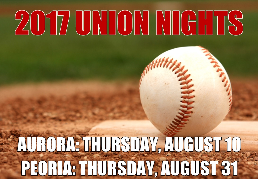 Summer Union Nights Announced